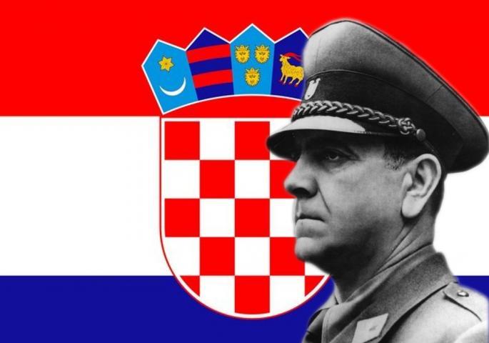 Hrvati održali MISU ZA PAVELIĆA u centru Zagreba! Pojavila se i JEDINA FOTOGRAFIJA MRTVOG zlikovca! (FOTO) 1