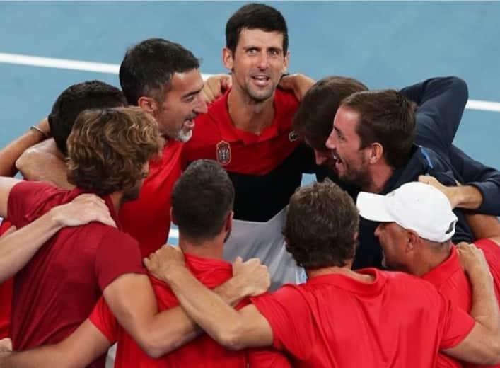 SRBIJA RUŠI SVE PRED SOBOM: Orlovi u finalu ATP kupa! 1