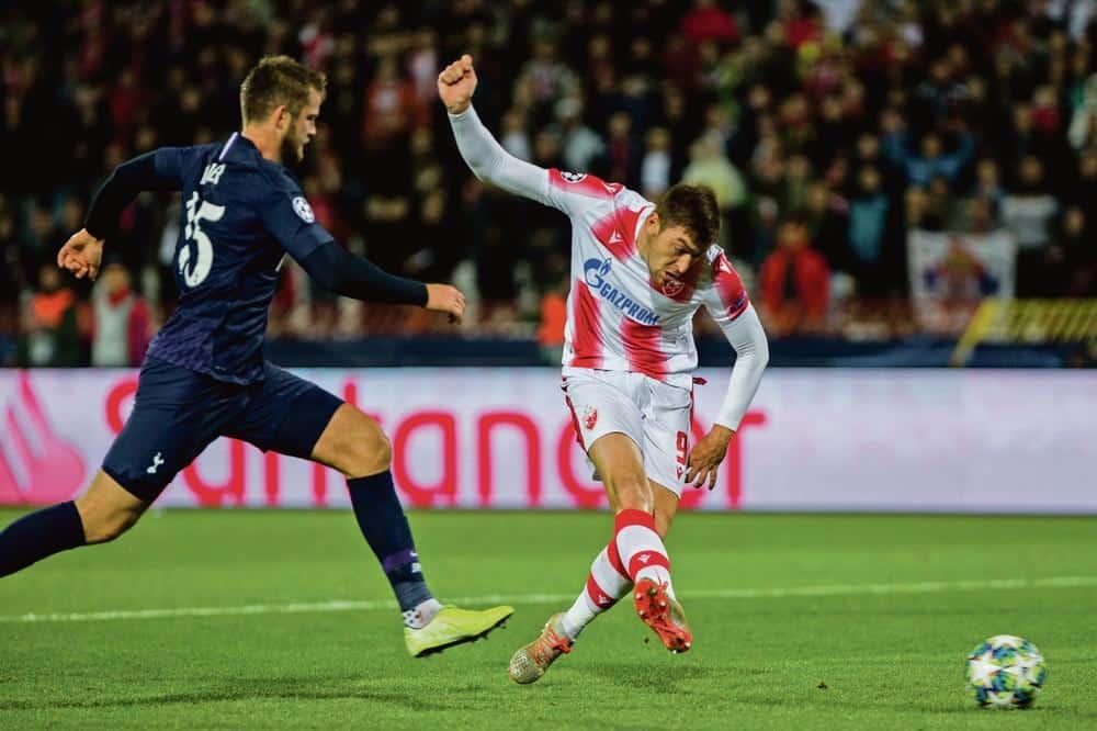 Milan Pavkov napušta Crvenu zvezdu! 1