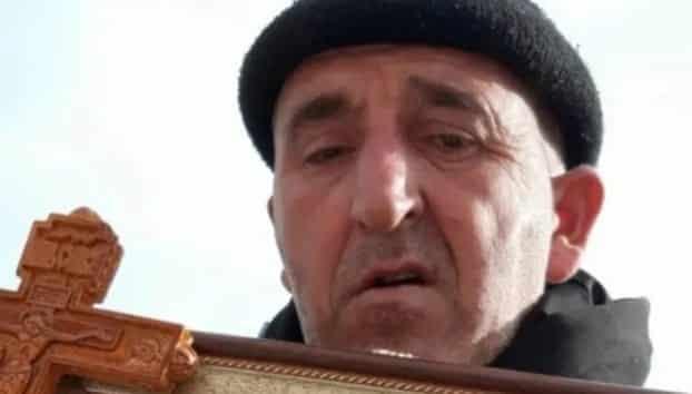 Hodočasnik iz Podgorice krenuo ka Tvrdošu 1