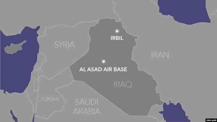 OGLASIO SE I TRAMP: Evo šta je rekao nakon napada na snage SAD u Iraku (FOTO) 1