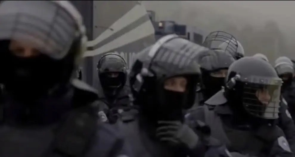 CRNA GORA: Policajci bez oznaka 1