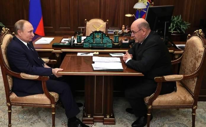 OVO JE NOVI PREMIJER RUSIJE: Putin objavio ko će doći posle Medvedeva (FOTO) 1