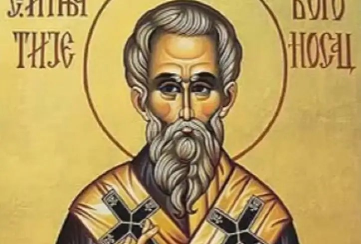 Danas pravoslavci slave Ignjatija Bogonosca 1