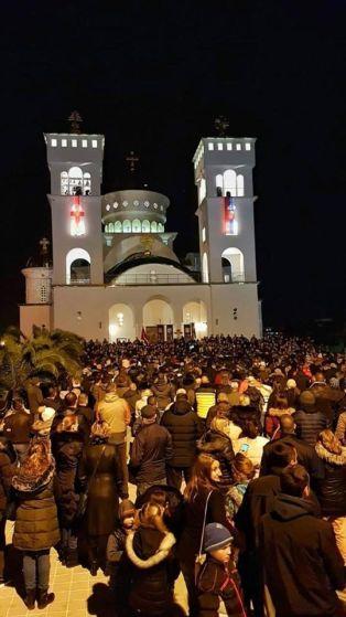 NA LICU MESTA: Fotografije sa protesta u Crnoj Gori 5