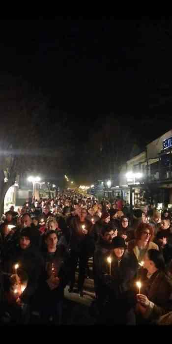 NA LICU MESTA: Fotografije sa protesta u Crnoj Gori 3