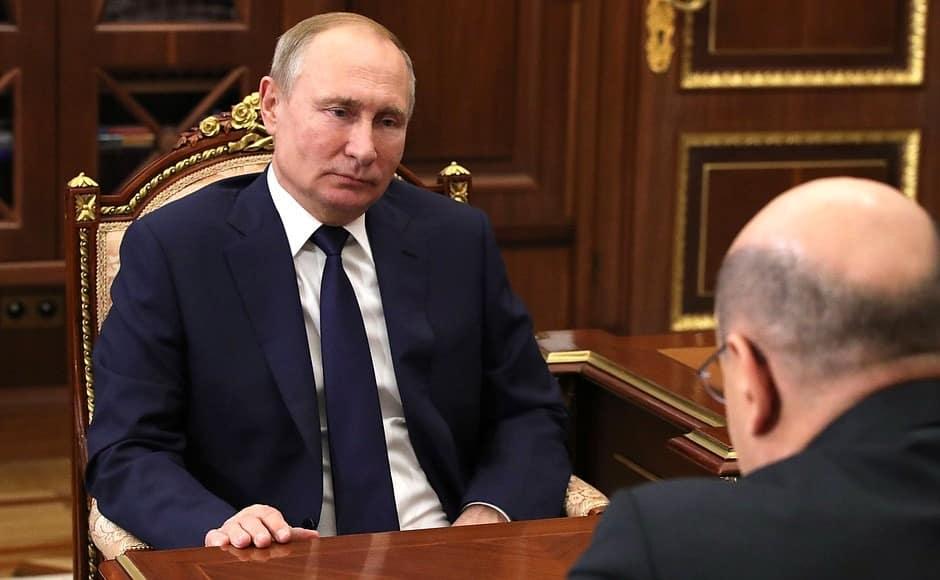 OVO JE NOVI PREMIJER RUSIJE: Putin objavio ko će doći posle Medvedeva (FOTO) 3