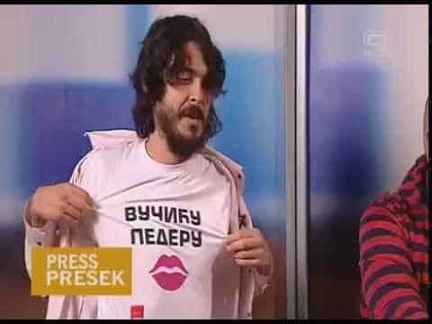 Novinar Tomislav Lovreković organizuje protest protiv gradonačelnika Novog Sada - Naša Borba