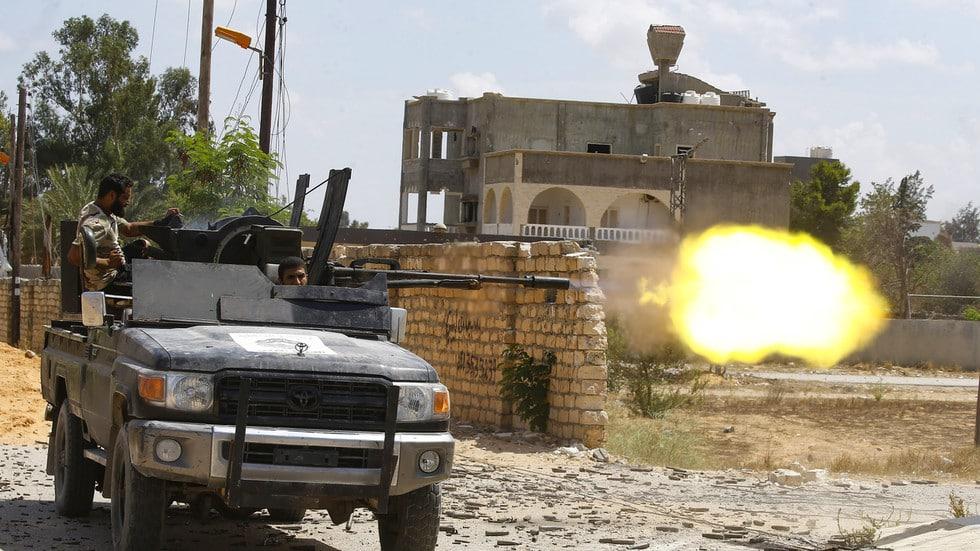 """ODGOVOR LIBIJE TURSKOJ: """"Danas objavljujemo džihad... 1"""