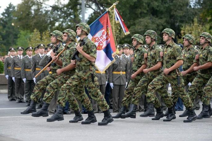 POZIV DOBROVOLJCIMA! Vojni rok sa oružjem za muškarce i žene 3