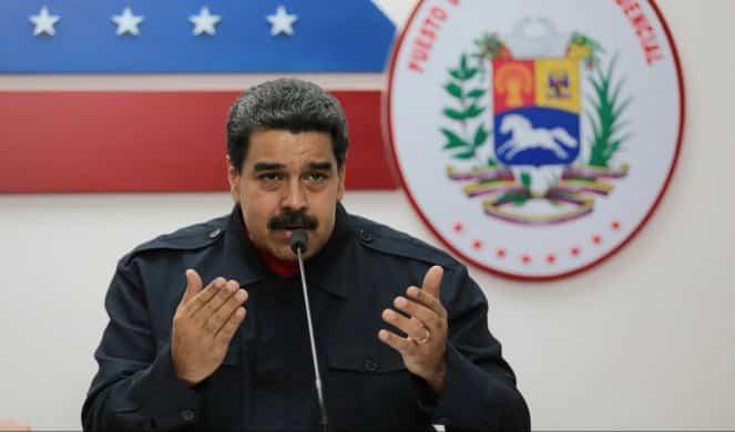 RATNI BROD VENECUELE NAPAO NEMAČKI KRUZER: Maduro naredio istragu 3