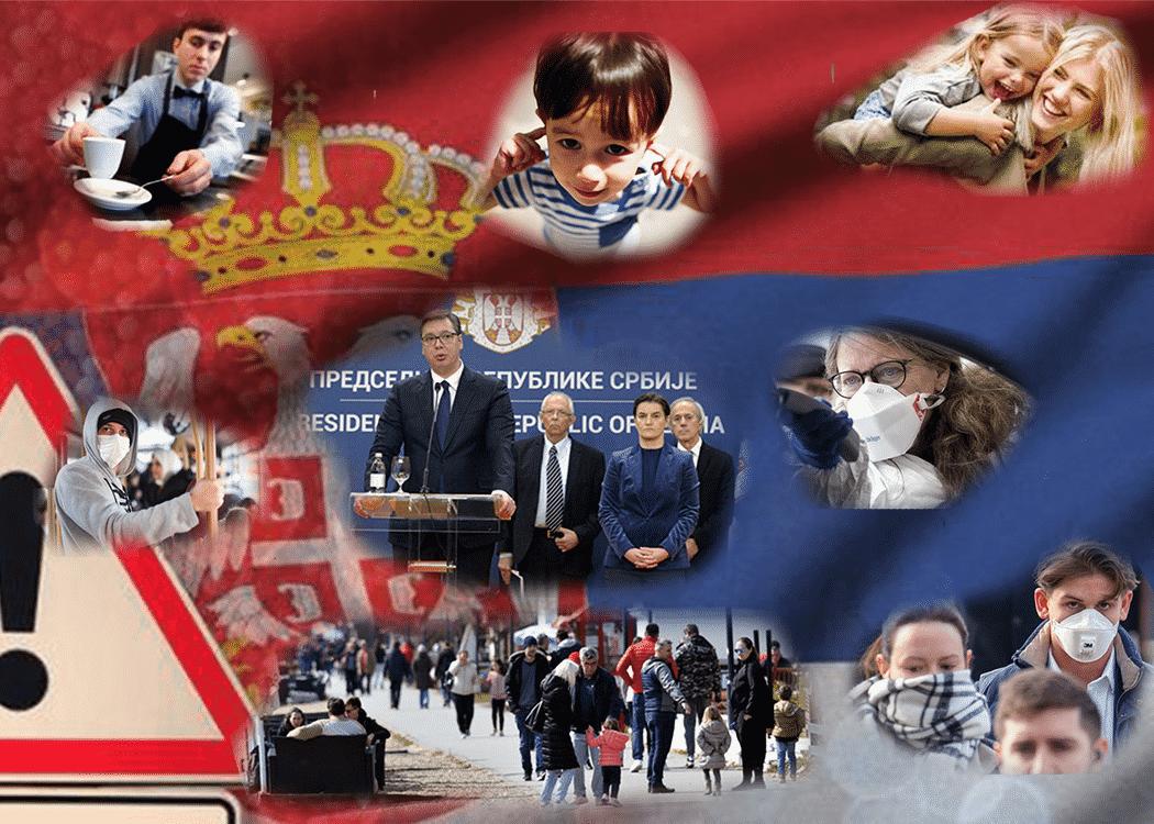 Evo zašto je u Srbiju morao da stigne korona virus i šta će nam doneti 1