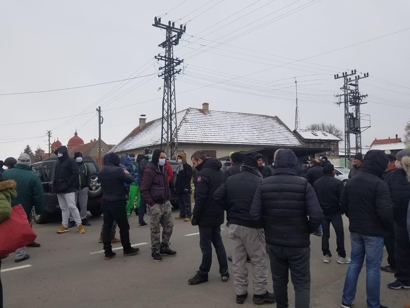 """""""KORISTE VANREDNU SITUACIJU"""": Naseljavaju migrante u Banat (VIDEO) - Naša Borba"""