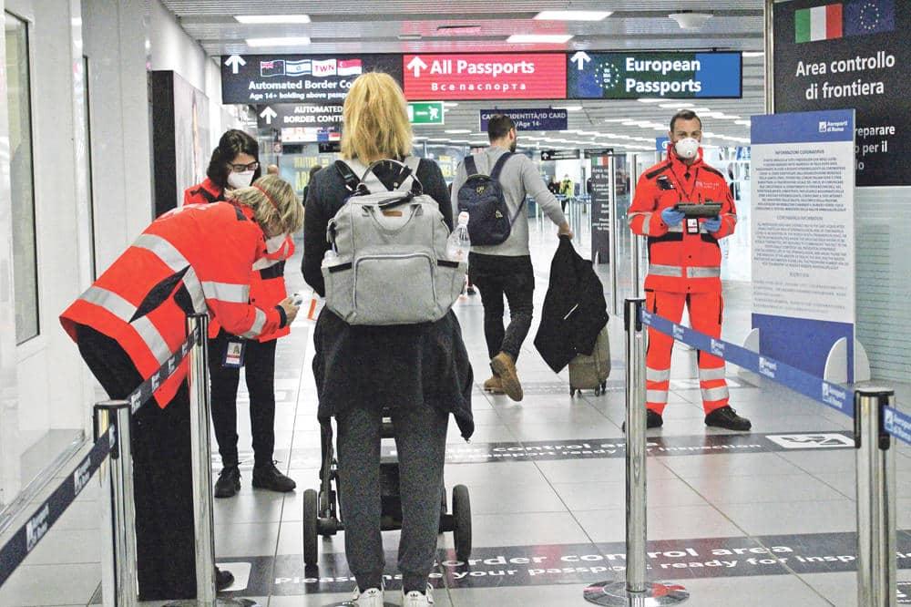 OTKRIVENO: Evo kako je Švajcarkinja donela koronu u Srbiju 1