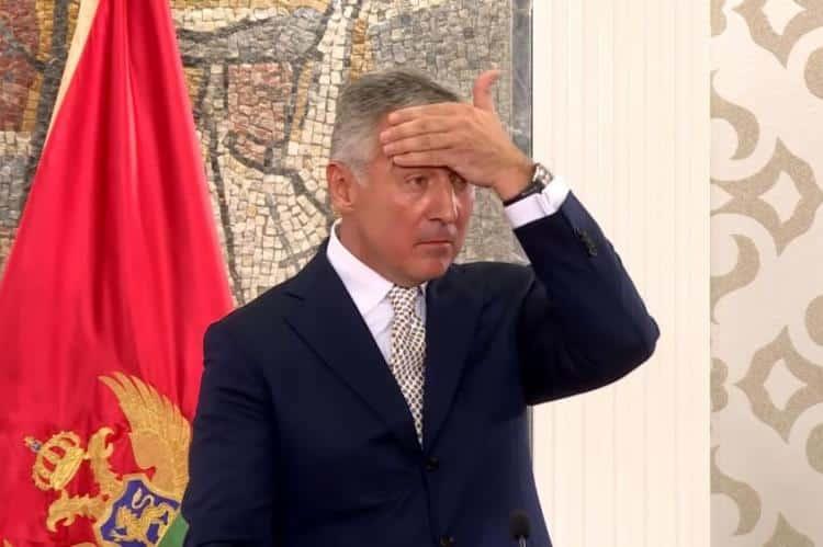 MEDOJEVIĆ: Milo izneo milijarde od šverca, neka ga Krivokapić procesuira! 1
