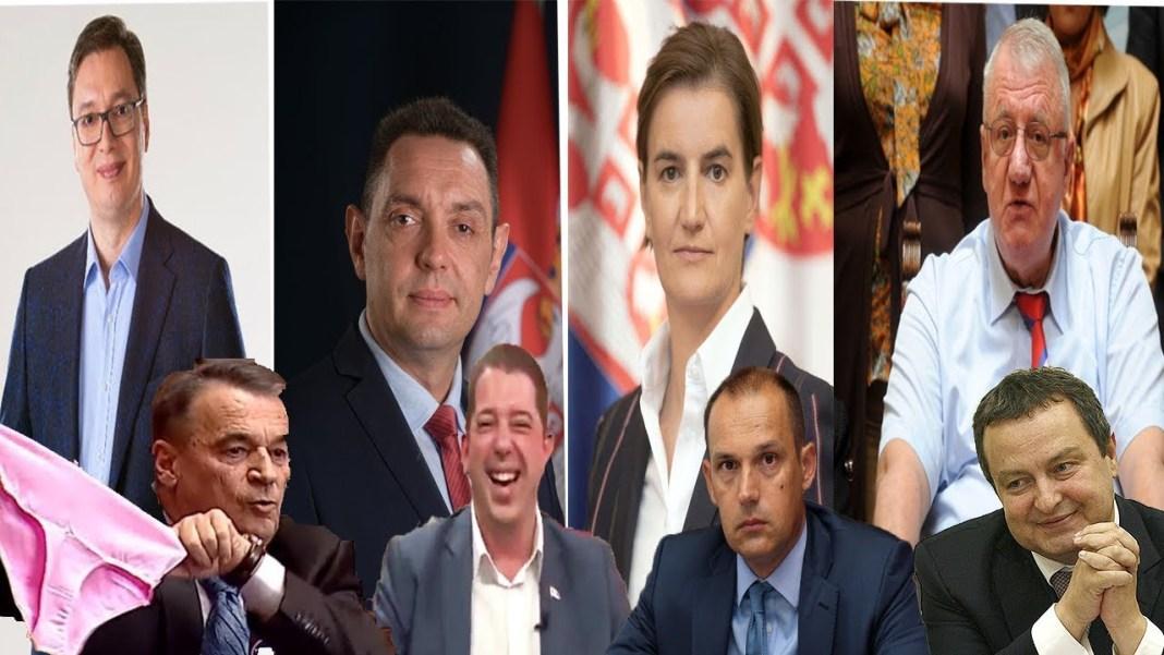 OVO MI PLAĆAMO: Neznanje, psovke, lapsusi i cirkus na političkoj sceni Srbije ove godine (VIDEO) 1