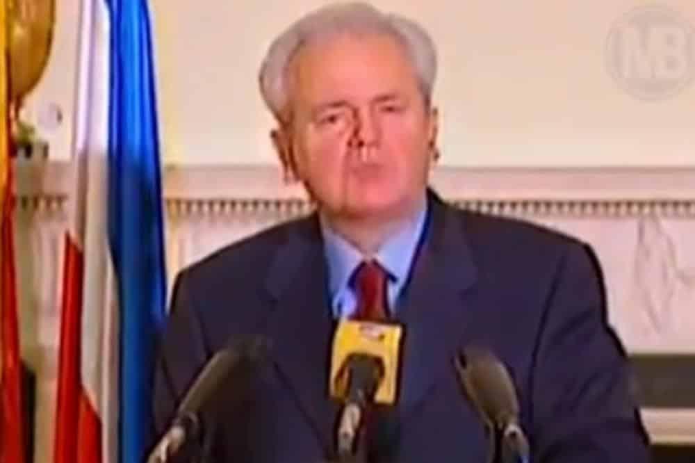 KAO DA JE BIO NOSTRADAMUS! Milošević pre 20 godina tačno predvideo sve što će se dešavati?! (VIDEO) 3