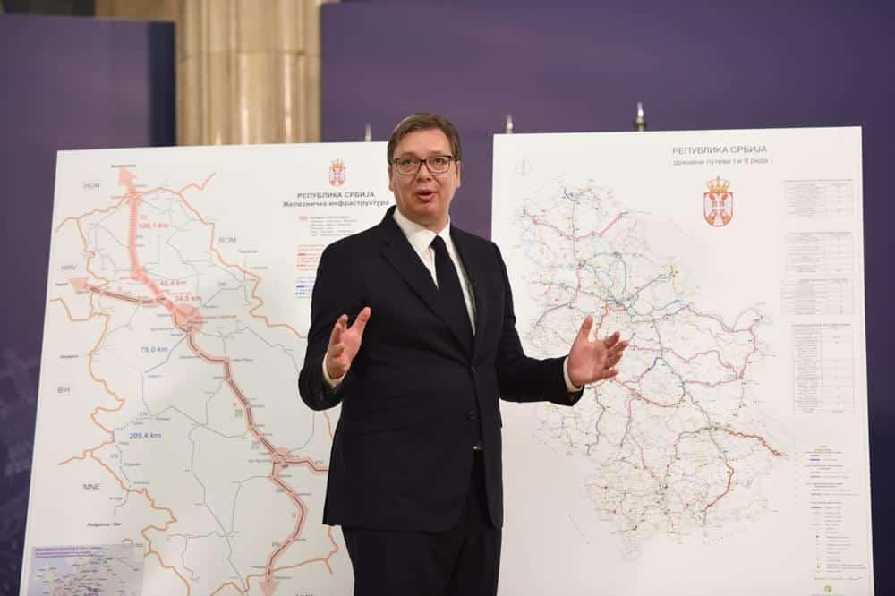 VUČIĆ: Naša stranka je donela najbolje za Srbiju, još od Drugog svetskog rata 1