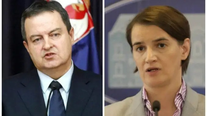 ČALE GA NEĆE ALI DAČIĆ NE ODUSTAJE: O Vladi odlučuje Vučić 1