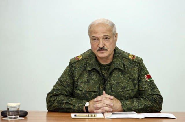 JOŠ JAČE PROTIV ANTIFE:Lukašenko zatvara granice prema ovim zemljama! 1