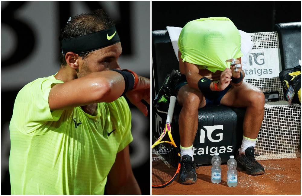 ŠOK: Nadal ispao u Rimu, Đokoviću se otvara put ka tituli! (VIDEO) 1