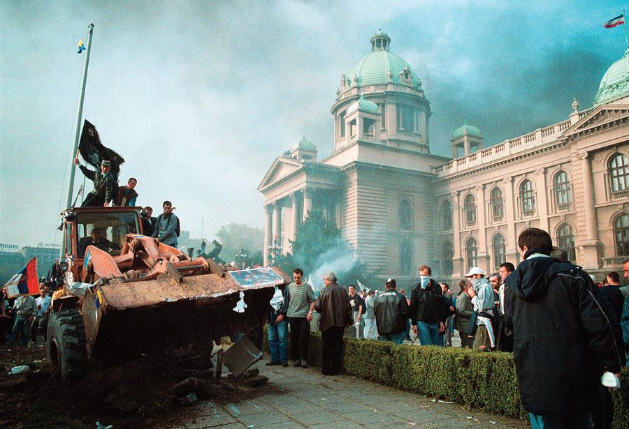 5. OKTOBAR DVE DECENIJE POSLE: Šta se dogodilo 2000. godine 5
