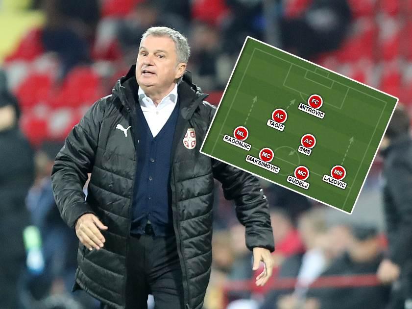 TUMBAKOVIĆ IZABRAO: Ovih 11 igrača napadaju Norvežane u odlučujućem meču u Oslu! 1