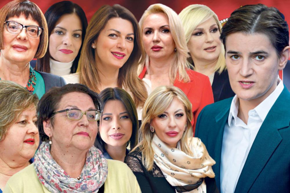11 ŽENA NA ČELU: Ove žene vladaće Srbijom! 19