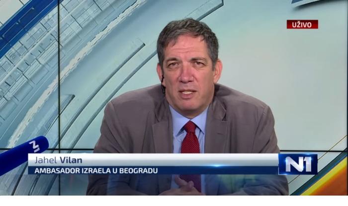 SKANDAL: Ambasador Izraela: Srećan sam, Srbija je pragmatična što priznajemo Kosovo! 1