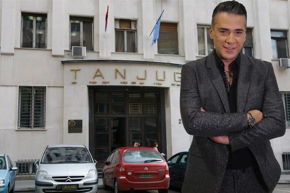 Željko Joksimović kupuje Tanjug! 1