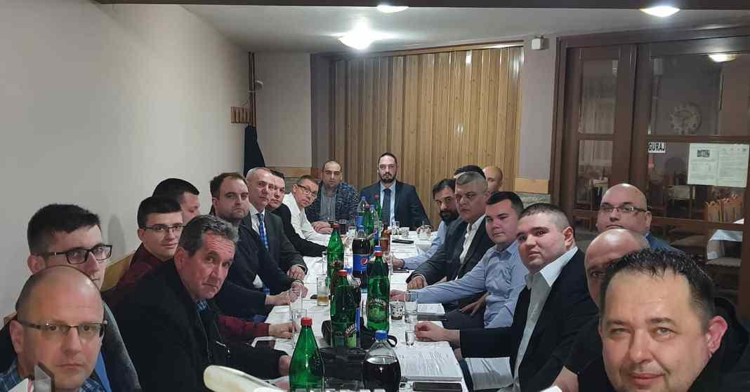 Održano predsedništvo Prave Srbije 1