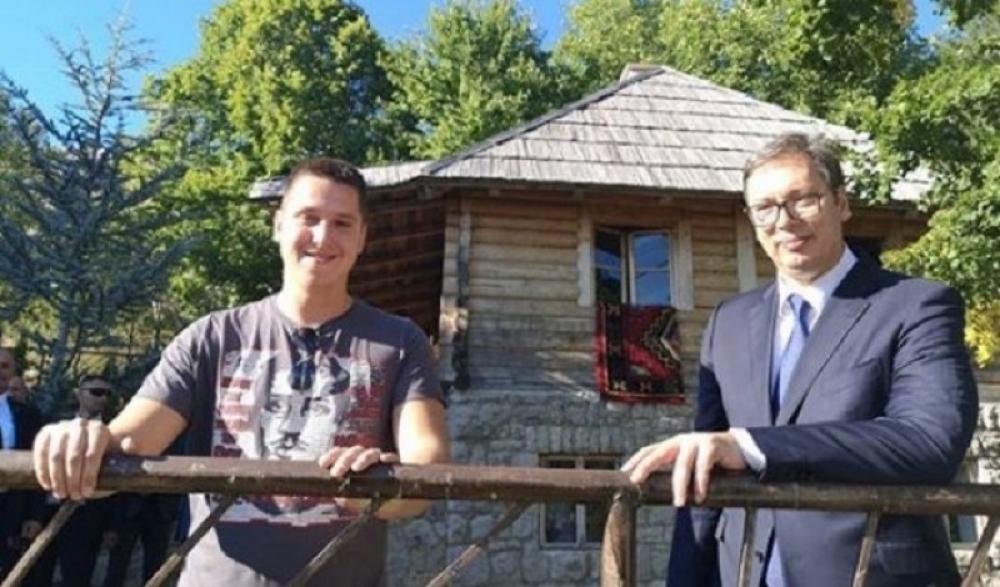 POKUŠALI SAKRITI ISTINU: Ovo je veza Danila Vučića i Velje Nevolje 1