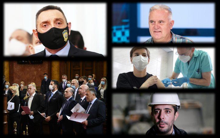 100 DANA VLADE: Ministrima veće plate, građanima računi 11