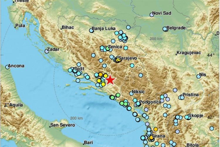 UPOZORENJE: Srbiji preti jak zemljotres, ovo su kritične tačke 1