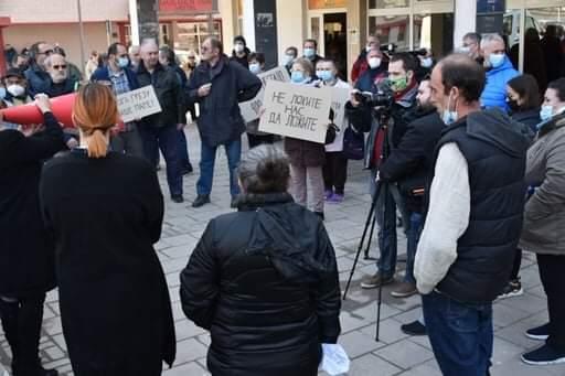 """MAJDANPENČANI KONAČNO UŠLI U OPŠTINU: Za 7 dana """"saslušanje"""" predsednika 3"""