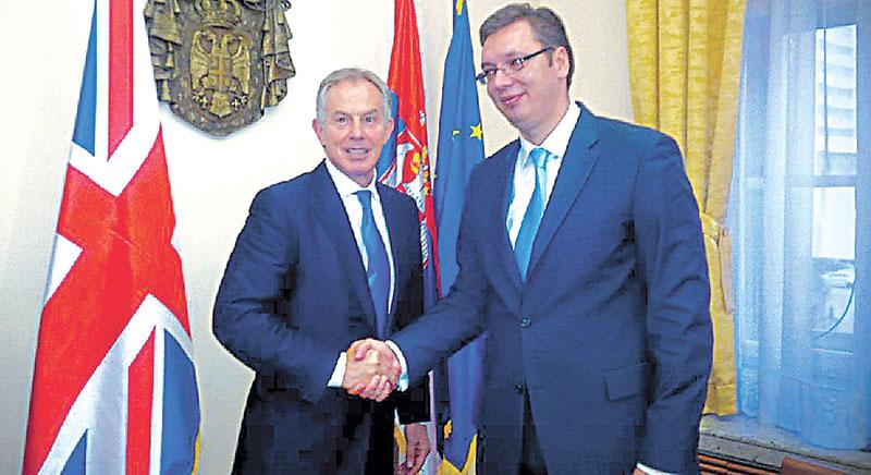 VELEIZDAJA: Iza tog non-pejpera ne stoji Srbija, već Toni Bler i Vučić! 1