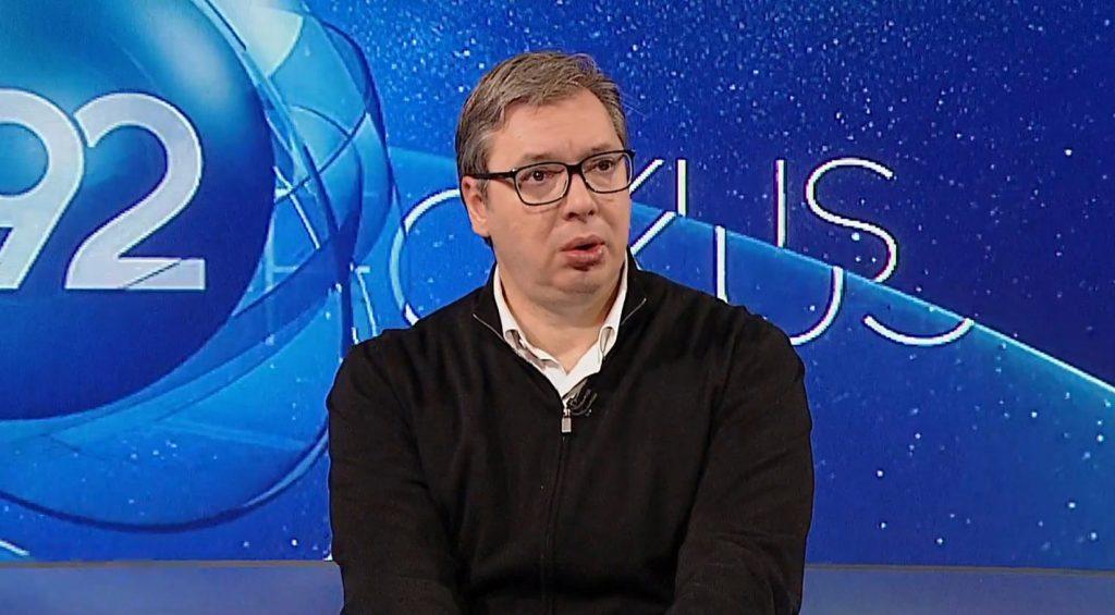 IGRA SE SA NARODOM: Vučić priznao da razmišlja o diskriminaciji nevakcinisanih! 1