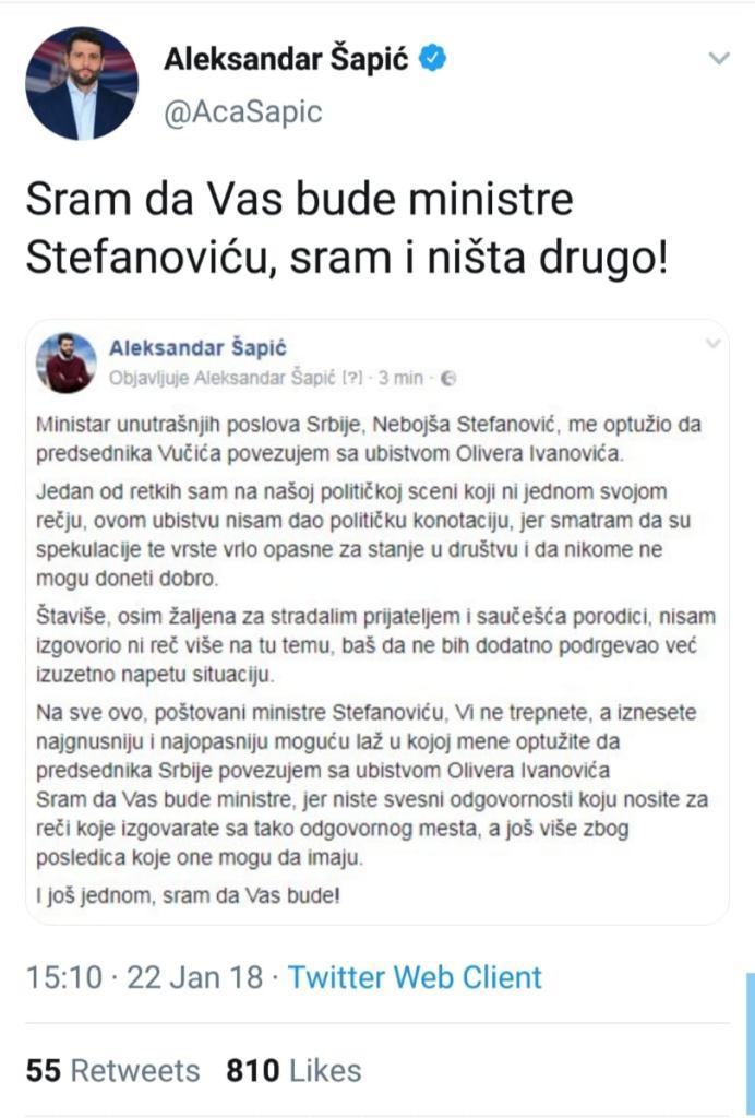 SANDULOVIĆ PRVI OTKRIO: Šapić i Vučić imali SEKS, OBAVEŠTAJNA ZAJEDNICA ZGROŽENA, POČINJE SVRGAVANJE VUČIĆA! 5