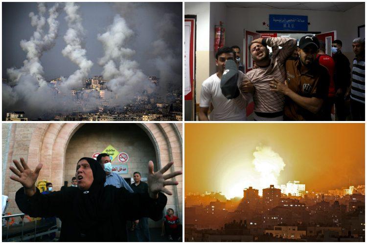 IZRAEL GORI: Likvidirali vrhovne vođe Hamasa, nemiri se prelivaju na Evropu! (VIDEO) 5