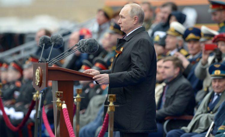 POSLUŠAJTE: Snažna poruka Putina na Paradi pobede, NEMA OPROŠTAJA! (VIDEO) 1
