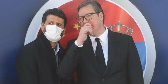 ŠAPIĆ POSTAJE ZAMENIK PREDSEDNIKA SNS: Vučić skroz požuteo, sada je žući od žutih lopova! 1