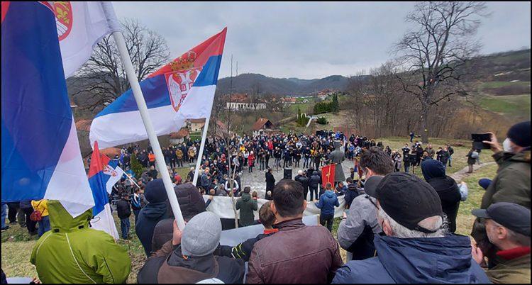 U TOKU JE OKUPACIJA ZEMLJE: Proglas protiv Rio Tinta, kreće OSLOBAĐANJE! 1