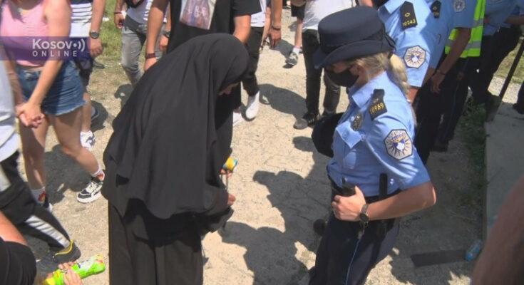 PRETRESALI MONAHINJU: Uhapšen mladić na Gazimestanu! (VIDEO) 1