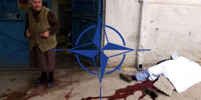 Partnerstvo NATO i Srbije počelo je na niškoj pijaci kada ste nam pobili narod kasetnim bombama! 1