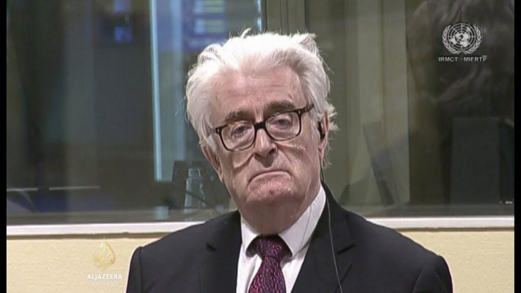 EKSKLUZIVNO: Pismo Radovana Karadžića poslato pre prebacivanja u britanski kazamat! 1