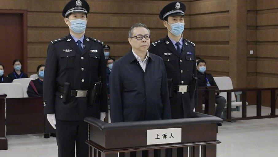 POD MAČ, BATO: Kina pogubila direktora državne firme, ukrao 260 miliona dolara! 1