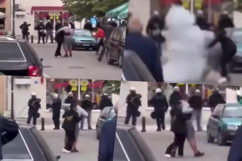 ŠOKANTNO, ALI BUKVALNO: Milogorac krenuo na policiju, pa dobio šok bombu! 1