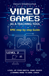 video games book cover