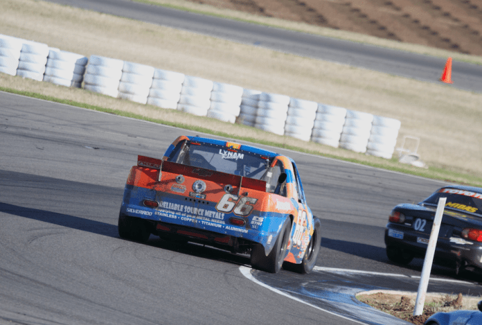 Of course, there is no such thing as a smooth race track, so part of the challenge of improving your racecar's performance involves dealing with the reality of rough pavement.