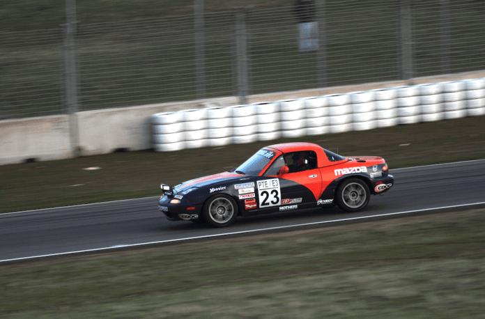 RJ Racing, Miata